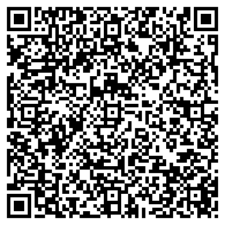 QR-код с контактной информацией организации БАНК ИНТЕЗА