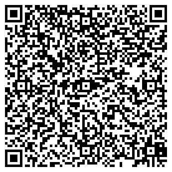 QR-код с контактной информацией организации АКВИДУК
