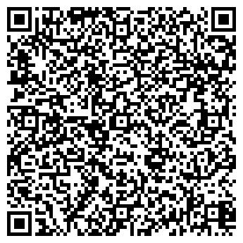QR-код с контактной информацией организации ЭТМ МТК