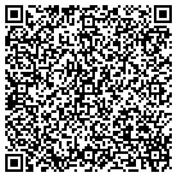 QR-код с контактной информацией организации ШКОЛА ЗДОРОВЬЯ № 682