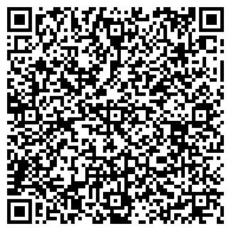 QR-код с контактной информацией организации АНТЕННЫ