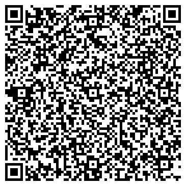 QR-код с контактной информацией организации СЛУЖБА БРОНИРОВАНИЯ ГОСТИНИЦ