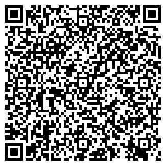 QR-код с контактной информацией организации ООО СКОРПИОН