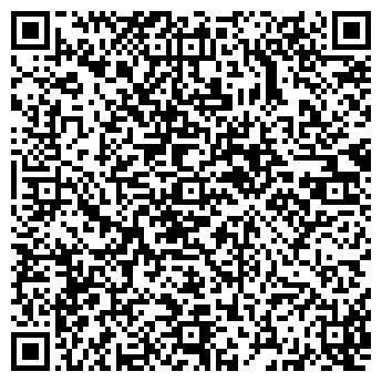 QR-код с контактной информацией организации ООО ИНТЕРСТРОЙСЕРВИС