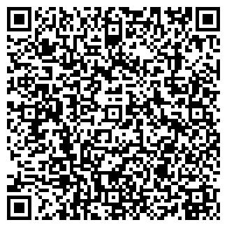 QR-код с контактной информацией организации ООО КРЕМНИЙ