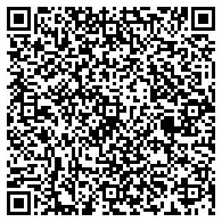 QR-код с контактной информацией организации ЗАО ФИНАР
