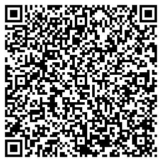 QR-код с контактной информацией организации АВТОХОЛЛ