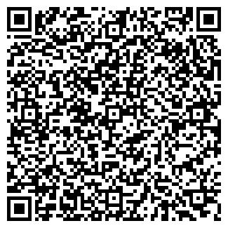 QR-код с контактной информацией организации КЭВИ