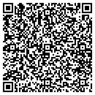 QR-код с контактной информацией организации АКТЕРА