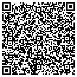 QR-код с контактной информацией организации МЕГА ДРАЙВ