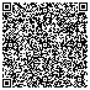 QR-код с контактной информацией организации ТОВАРЫ ДЛЯ ТУРИЗМА