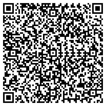 QR-код с контактной информацией организации ФИТНЕС-ЦЕНТР