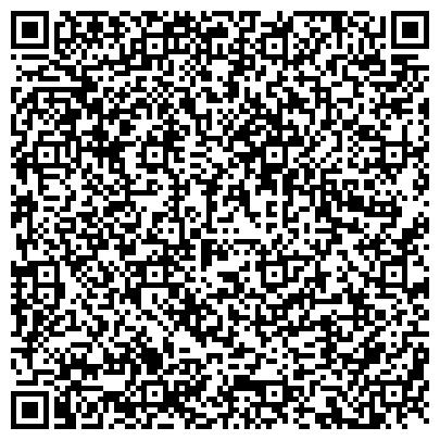 QR-код с контактной информацией организации АДМИНИСТРАТИВНО-ТЕХНИЧЕСКАЯ ИНСПЕКЦИЯ РАЙОНА АЭРОПОРТ