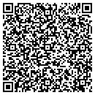 QR-код с контактной информацией организации АВТОПРОМ