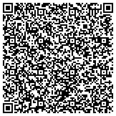 """QR-код с контактной информацией организации МУ Центр гражданского и патриотического воспитания молодёжи """"Факел"""""""