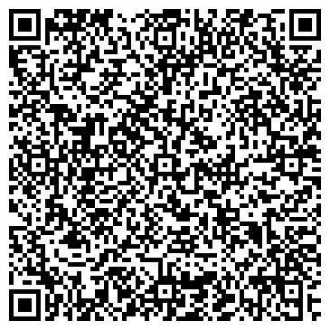 QR-код с контактной информацией организации ХРАМ ВСЕХ СВЯТЫХ В ЗЕМЛЕ РОССИЙСКОЙ ПРОСИЯВШИХ