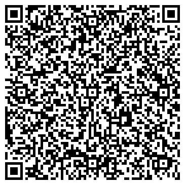 QR-код с контактной информацией организации ХРАМ ПРЕСВЯТОГО ПРЕПОДОБНОГО ИОСИФА ВОЛОЦКОГО