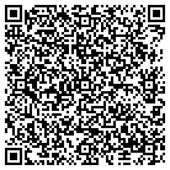 QR-код с контактной информацией организации ООО PALLA