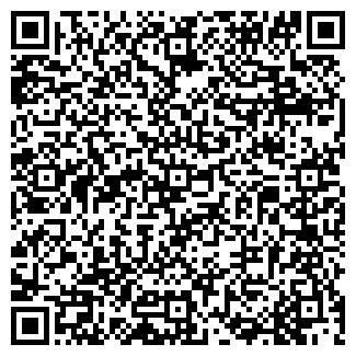 QR-код с контактной информацией организации ОАО КАНАТ