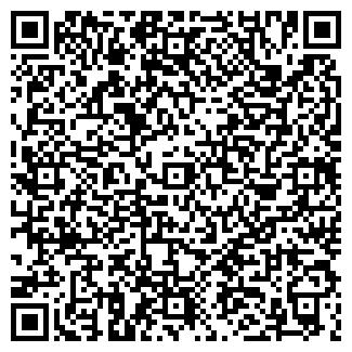 QR-код с контактной информацией организации АТЛАС-ТУР