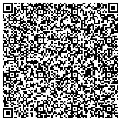 QR-код с контактной информацией организации ОБЪЕДИНЁННЫЙ ВОЕННЫЙ КОМИССАРИАТ КУЗЬМИНСКОГО РАЙОНА