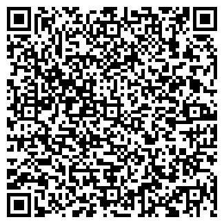 QR-код с контактной информацией организации KAZCARGROUP