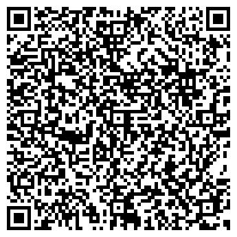 QR-код с контактной информацией организации ПЛАНЕТА ФИРМА