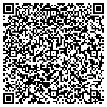 QR-код с контактной информацией организации ПЕРВОМАЙСКАЯ БИБЛИОТЕКА