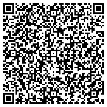 QR-код с контактной информацией организации НИК СТРОМ