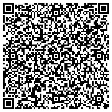 QR-код с контактной информацией организации «КЛУБ ВОЛОНТЁРОВ»