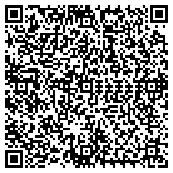 QR-код с контактной информацией организации ООО РЕАБИН