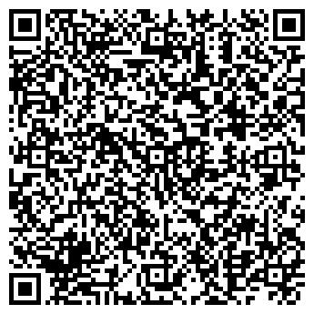 QR-код с контактной информацией организации ООО БЛИСС