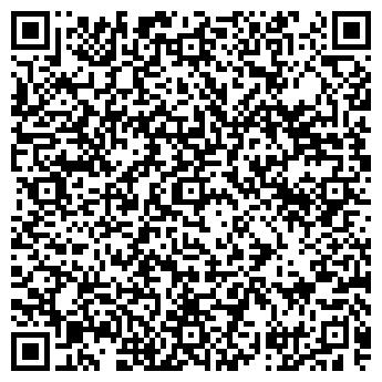QR-код с контактной информацией организации ОКНА ТРИЛАЙН