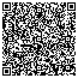 QR-код с контактной информацией организации МЕГАСЕРВИС