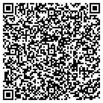 QR-код с контактной информацией организации ВОСКРЕСЕНСКИЙ КОЛЛЕДЖ