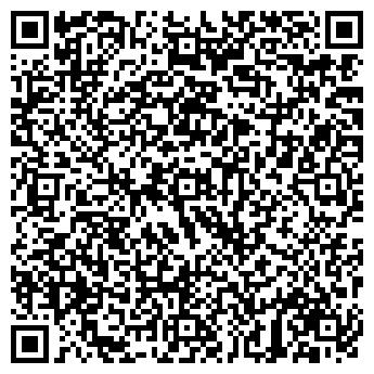 QR-код с контактной информацией организации ЛЕАН М