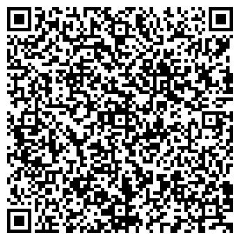 QR-код с контактной информацией организации ИНТЕРТРЕЙНИНГ ПЛЮС