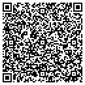 QR-код с контактной информацией организации ГАЗНИСТРОЙ