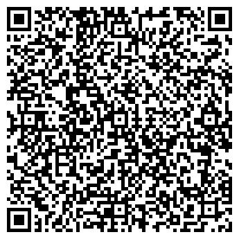 QR-код с контактной информацией организации ТЕХВНЕШТРАНС