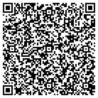 QR-код с контактной информацией организации ООО ИНЖСТРОЙПРОЕКТ