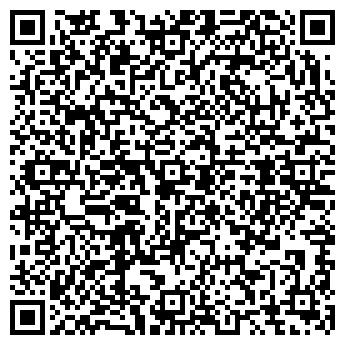 QR-код с контактной информацией организации ООО ИНТЕР ПЛЮС