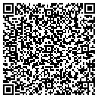 QR-код с контактной информацией организации АКВАРИУМ КО