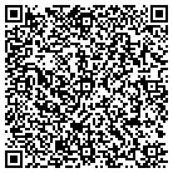 QR-код с контактной информацией организации МИРАЖ ПЛЮС