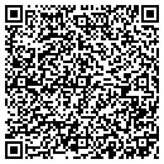 QR-код с контактной информацией организации САТЕГ, ЗАО