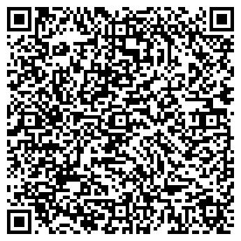 QR-код с контактной информацией организации КНОПКА И СКРЕПКА