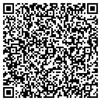QR-код с контактной информацией организации TOSHIBA