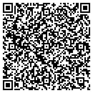 QR-код с контактной информацией организации ЕВРО МОДА