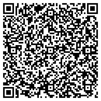 QR-код с контактной информацией организации ЛЕДИ ПЛЮС