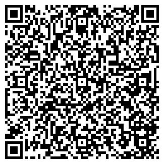 QR-код с контактной информацией организации МАГ КЛЕО