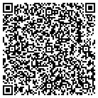 QR-код с контактной информацией организации МАГАЗИН РАСПРОДАЖ